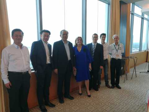 180726 MBIC Networking with EU Ambassador & Sarawak Leading Plantation Companies