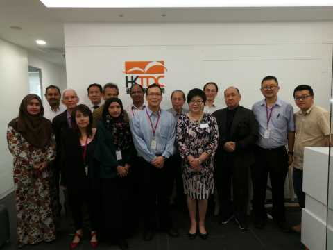 180813 MBIC Networking Session with Hong Kong Trade Development Council (HKTDC) office in Kuala Lumpur